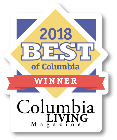 2018 Best of Columbia Winner