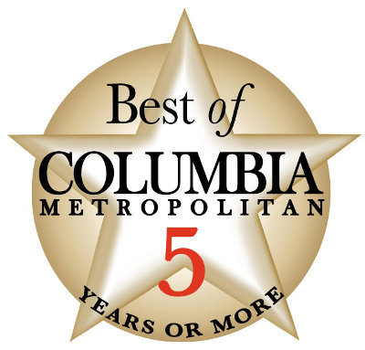 Best of Columbia Metropolitan 5 Years or More